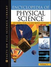 Encyclopedia of Physical Science (Facts on File Science Library) Volum-ExLibrary