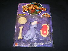 THE FLINTSTONES MOVIE 1993 LICKING DINO COLLECTIBLE ACTION FIGURE NEVER OPENED