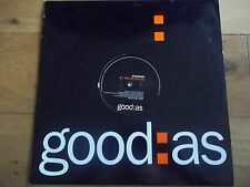 "KLUBAHOLIX - SLAP DA BASS UP - 12"" RECORD / VINYL - GOOD:AS - GA029"