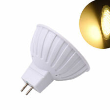 9W MR16 12V Warm White LED SMD Spotlight High Power Home Light Bulbs Lamp