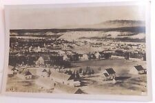 1944 Real Photo postcard - White Horse, Yukon Territory, Canada