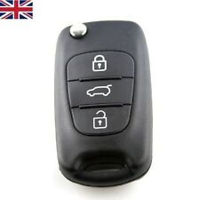 NEW Kia Seed SeedPro Sportage 3 Button KEY FOB REMOTE CASE SHELL & blank blade