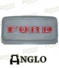 Ford 2000 3000 4000 5000 7000 Tractor Top Grill Plastic Vintage Front 1000 Upper