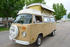 Volkswagen : Bus/Vanagon CAMPMOBILE
