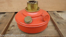 NOS VALOR 1989 ROUND RED FONT FUEL TANK FOR VALOR MINOR 64C BOILING STOVE RARE
