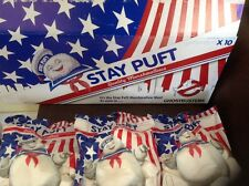 10 x 170g STAY PUFT QUALITY MARSHMALLOWS AMERICAN BULK WHOLESALE GHOSTBUSTERS