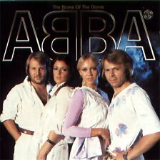- CD - ABBA - The name of the game