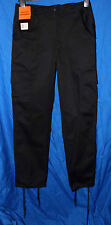 BNWT Workman Cargo Pants Size 28/29R Black By Aerotech