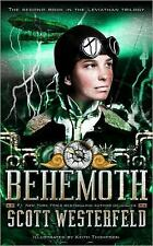 The Leviathan Trilogy: Behemoth by Scott Westerfeld (Hardcover) NEW!