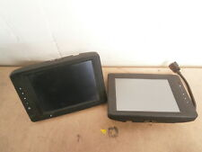 "JOB LOT 2 x Custom SEF800TPCL1-D1 8"" TFT LCD In Car Monitor ** WORKING **"