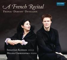 Klinger - A French Recital (OVP)