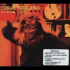 Dream #29 [Digipak] by Cindy Bullens (CD, Oct-2005, letsPLAY Records) NEW SEALED