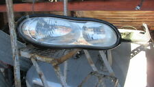 1998-2002 CAMARO RIGHT HEAD LAMP WITH BROKEN BACKING IN REAR
