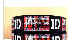 1D One Direction ribbon for gift wrapping, hair tie or scrapbooking