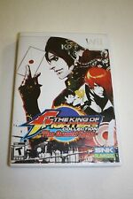 King of Fighters Collection: The Orochi Saga  (Wii, 2008) *Complete*