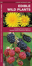 Edible Wild Plants Food Foraging Emergency Survival Guide Bug Out Bag Kit Book