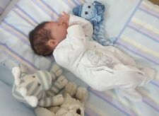 Oliver by Angela Lewis solid silicone head & limbs *****reborn doll reborn baby