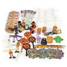 50pc Halloween Novelty Toy Assortment BIRTHDAY Party Favor LOOT BAG PINATA FILL
