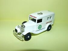 FORD V8 AMBULANCE USA 1934 ELIGOR Sans Boite 1:43