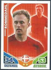 TOPPS MATCH ATTAX WORLD CUP 2010-DENMARK-DENNIS ROMMEDAHL