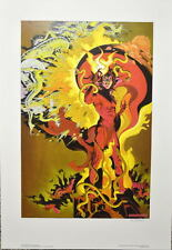 MAJESTIC MEPHISTO LIMITED EDITION PRINT of 2500 HAND SIGNED P Craig Russell 1988
