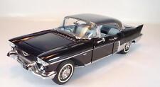 Franklin Mint 1/24 Cadillac Eldorado Brougham 1957 negro en styroporbox #2221