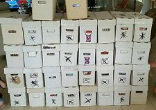 1 box lot 50 OLD COMICS MARVEL DC wholesale thor flash batman deadpool xmen cgc
