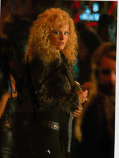 MALIN AKERMAN SIGNED SMALL ROCK OF AGES PHOTO UACC REG 242