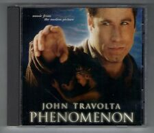 PHENOMENON cd MUSIC FROM THE MOTION PICTURE - VARIOUS ARTISTS