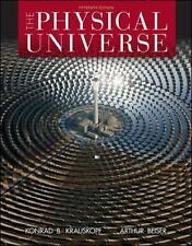 The Physical Universe Textbook. Krauskopf, 15th edition 2013 softcover Used