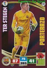 363 TER STEGEN GERMANY FC.BARCELONA PORTERAZO CARD ADRENALYN LIGA 2016 PANINI