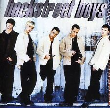 "Backstreet Boys ""S/T"" enhanced disc w/ Quit Playing Games, Everybody & more"