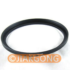 67mm-72mm 67-72 mm Step Up Filter Ring Stepping Adapter