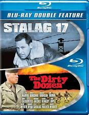 Stalag 17/ Dirty Dozen, The DVD) Double Feature)