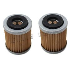 2 x Oil Filter for Yamaha YFM350X Warrior YFM350FW YFM400 Big Bear YFM350FX