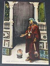CPA CARTE POSTALE 1921 COLONIE FRANCE MAROC AFRIQUE MENDIANTE