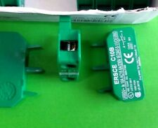 Contact Block 1 x N/O ER520800  snaps on rear of 22.5mm Switch's  C10B x 1 ONO