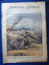 DOMENICA DEL CORRIERE - N.5/1942 - SCONTRO CORAZZATI -  WW2