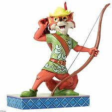 Disney Traditions Robin Hood Roguish Hero Figurine Ornament 15cm 4050416 New