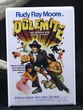 "Dolomite Movie Poster 2"" x 3"" Fridge Magnet. Rudy Ray Moore Cult Favorite!"