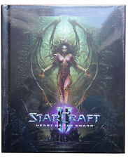 Starcraft II / 2 SC2 - Heart of the Swarm - Collector's Edition - Artbook