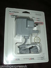 Official Nintendo Power Adapter Wall Mains Charger Nintendo 2DS 3DS DSi & XL NEW