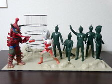 Ultraman Memorial Box Diorama Figure CCP Ultra Father Zoffy Seven Ace Hipporit