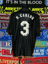 4/5 Real Madrid adults XXL  #3 R. Carlos football shirt jersey camiseta soccer