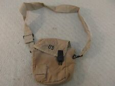 Vintage Military Desert Storm Issue 2 QT Collapsible Canteen Cover 33691