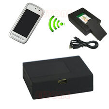 New N9 Tri-band GSM Two-Way Auto Answer & Dial Hidden Audio Sim Card Spy Ear Bug