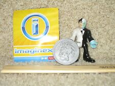 Fisher Price Imaginext DC Batman Blind Bag Series 1 Two Face Harvey Dent coin