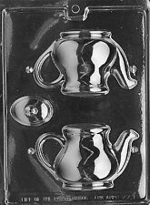 3D TEA POT MOLD Chocolate Candy  mother's day tea party D77