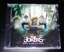 Rock n'roll is alive the jokers CD SPEDIZIONE VELOCE NUOVO & OVP