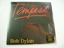 BOB DYLAN - TEMPEST - 2LP BRAND NEW SEALED VINYL 2012